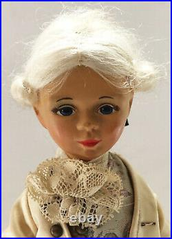 Old Cottage Dolls Cinderella and Prince Charming, Very Rare Matching Couple