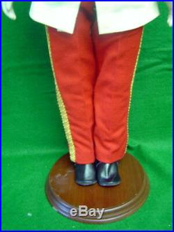 Porcelain Doll Cinderella's Prince Charming Dolls by Jerri 20 inches 1980's