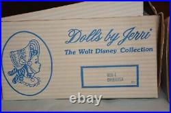 Porcelain dolls by Jerri Cinderella and Prince Charming Walt Disney Collect