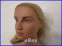 Prince Charming Nude Tonner 17 Blonde Male Doll 2006 Cinderella Ankle Stress