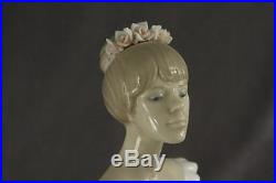 RETIRED Lladro Figurine 5398 Cinderella & Prince Charming Dancing AT THE BALL