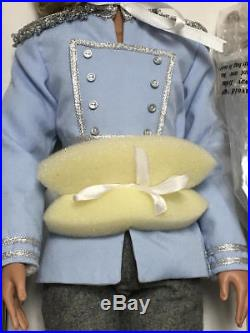 Robert Tonner Cinderella Collection Prince Charming Doll Nrfb T6-cndd-05