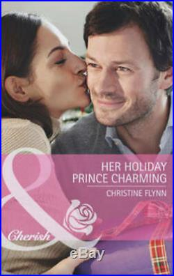 The Hunt for Cinderella Her holiday prince charming by Christine Flynn