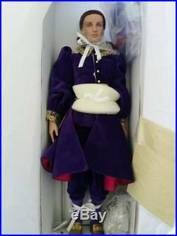 Tonner Exclusive NRFB Matt Prince Charming from Cinderella + FREE Shipping