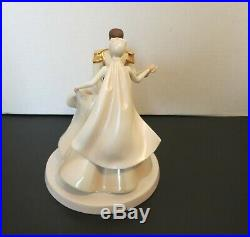 WDCC Cinderella & Prince Charming Cake Topper Happily Ever After No box Disney