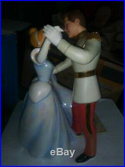 WDCC Cinderella & Prince Charming So This Is Love Disney Classics
