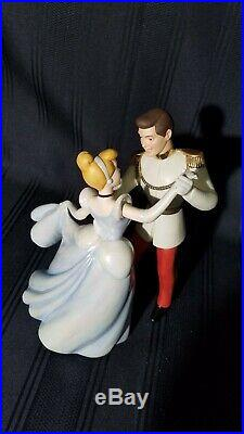 WDCC Cinderella & Prince Charming So This Is Love Disney Classics Retired
