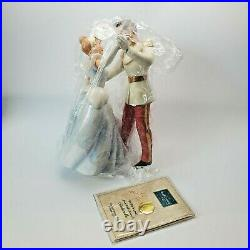 WDCC Cinderella & Prince Charming So This Is Love Figurine