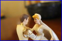 WDCC Cinderella and Prince Charming Happily Ever After
