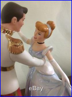WDCC Cinderella and Prince Charming So This Is Love Retired