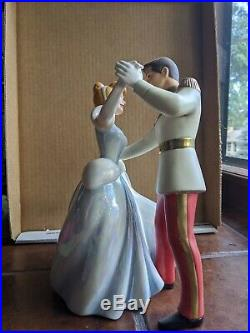 WDCC Cinderella and Prince Charming So This Must Be Love