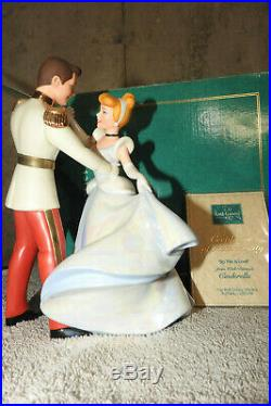 WDCC. Cinderella and Prince Charming! So This is Love AWESOME