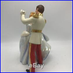 WDCC Disney Cinderella & Prince Charming SO THIS IS LOVE Box & COA Collectible