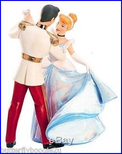 WDCC Disney Classics Cinderella And Prince Charming So This Is Love #41079 NIB