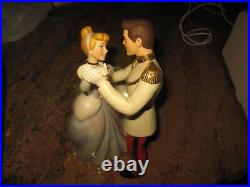 WDCC Disney Classics Cinderella And Prince Charming So This Is Love NIB WithCOA