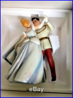 WDCC Disney Classics Cinderella And Prince Charming So This Is Love New in Box