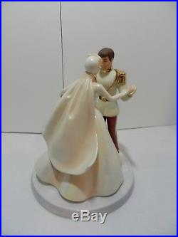 WDCC Disney Happily Ever After Cinderella and Prince Charming