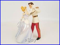 WDCC Disney So This Is Love Cinderella Prince Charming MINT COA New In Box