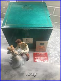 WDCC Disney So This is Love Disney's Cinderella and Prince Charming Box with COA