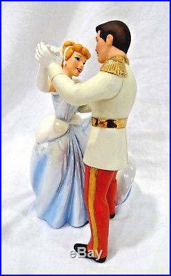 WDCC Disney's Cinderella So This Is Love Cinderella and Prince Charming