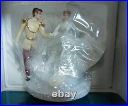 WDCC Prince Charming Cinderella Wedding Cake Topper'Fairy Tale Wedding' COA Box