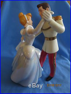 WDCC So This is Love Cinderella and Prince Charming