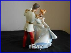 WDCC So This is Love Disney's Cinderella and Prince Charming