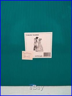 WDCC Walt Disney Classics Collection Cinderella & Prince Charming with COA