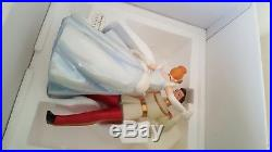 WDCC Walt Disney Figurine Cinderella And Prince Charming So This Is Love
