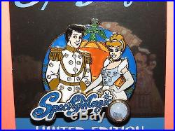 WDW- A Piece of SpectroMagic History Pin 2015 Pin- Cinderella Prince Charming