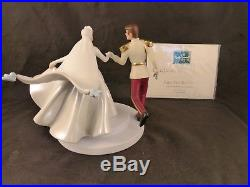 Walt Disney Classic Collections Cinderella & Prince Charming Fairy Tale Wedding