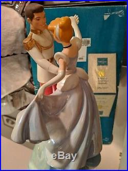 Walt Disney Classic Collections SO THIS IS LOVE Cinderella & Prince Charming