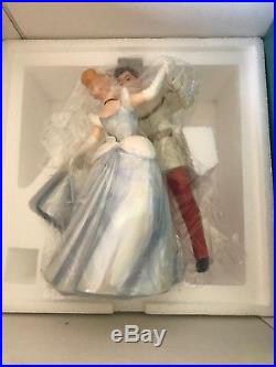 Wdcc Cinderella And Prince Charming So This Is Love Nib Mint Cond $200 Off