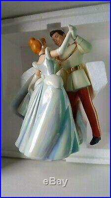 Wdcc Disney Cinderella And Prince Charming So This Is Love Original Box