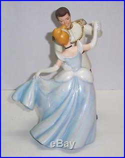 Wdcc Prince Charming & Cinderella So This Is Love