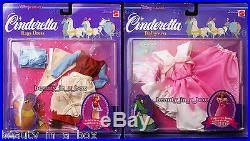 Wicked Stepmother Fairy Godmother Mask Cinderella Doll Prince Charming Disney 6
